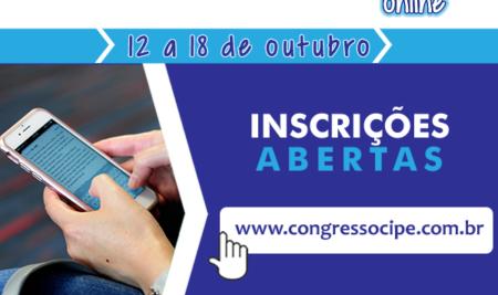 Inscrições abertas para I Congresso Brasileiro de Cirurgia Pediátrica online
