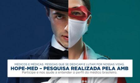 AMB realiza pesquisa para conhecer perfil do médico brasileiro