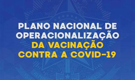 Ministério da Saúde divulga nova edição do Plano Nacional de Operacionalização da Vacinação contra a Covid-19