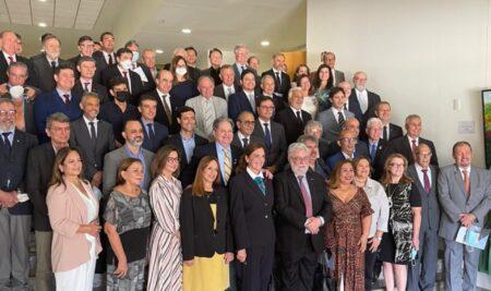 CIPE participa de lançamento do Núcleo de Assuntos Parlamentares da AMB