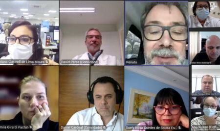Reunião da Câmara Técnica de Enfrentamento a Mielomeningocele conta com a participação da CIPE